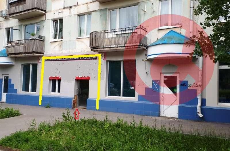 Аренда коммерческой недвижимости, 60м <sup>2</sup>, Самара, Гагарина улица,  дом 135