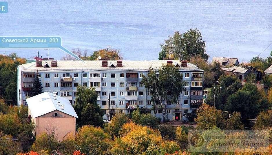 Аренда 1-комнатной квартиры, Самара, Советской Армии улица,  дом 283