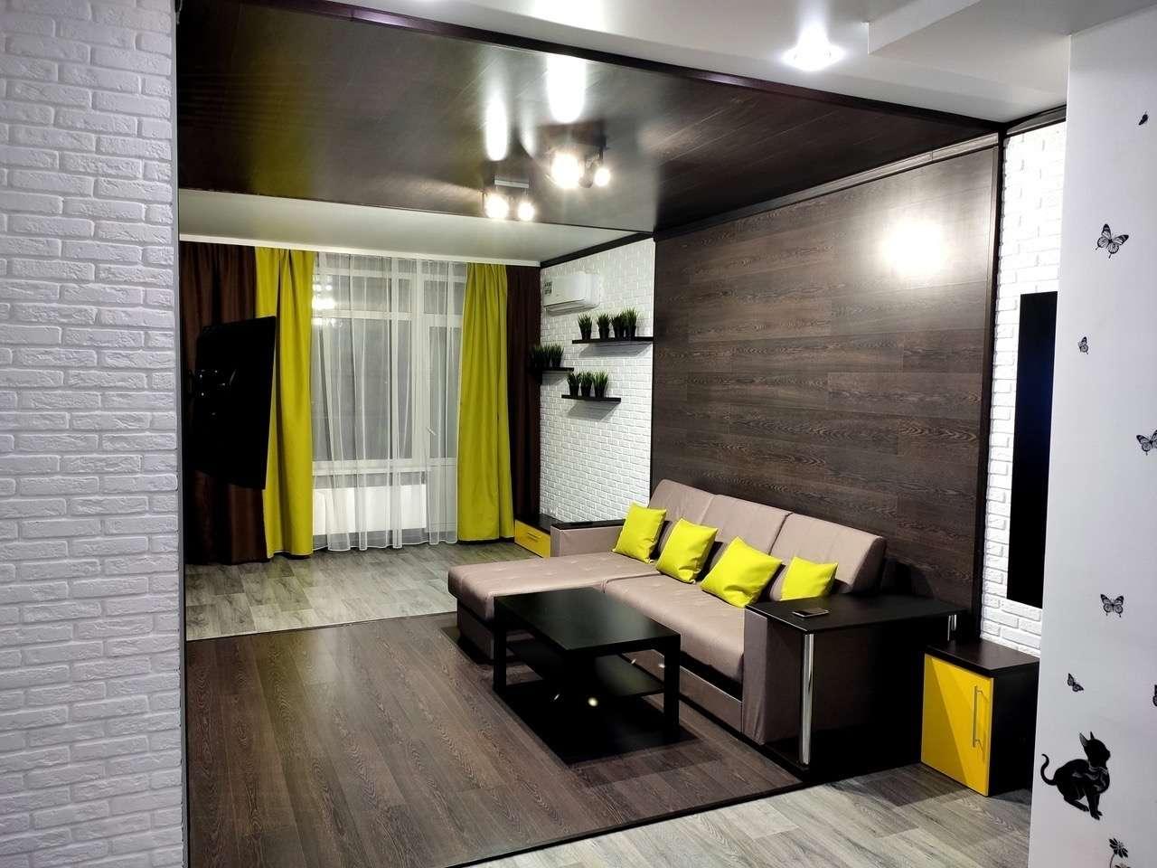 Аренда 1-комнатной квартиры, г. Тольятти, Спортивная улица  дом 45