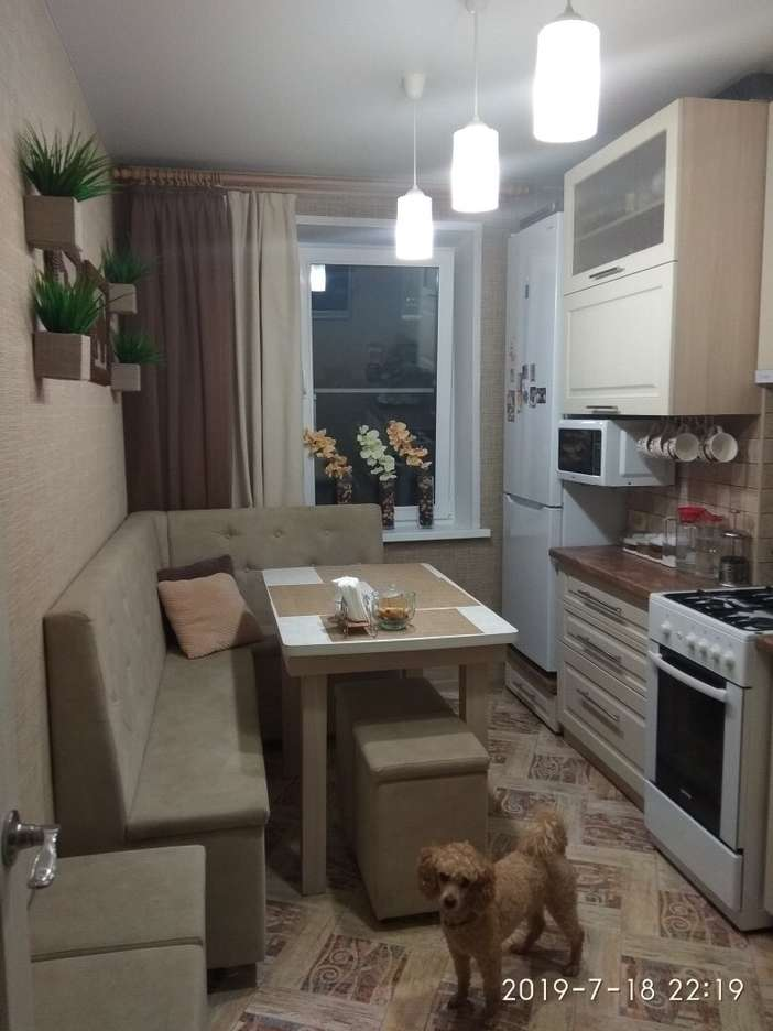 Аренда 1-комнатной квартиры, г. Тольятти, Московский проспект  дом 33