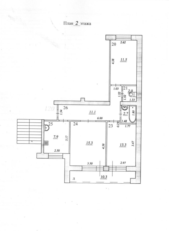 Продажа 3-комнатной квартиры, Самара, Советской Армии улица,  дом 127
